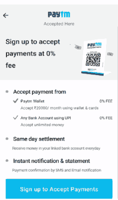 Transfer Money from Paytm to Bank Account